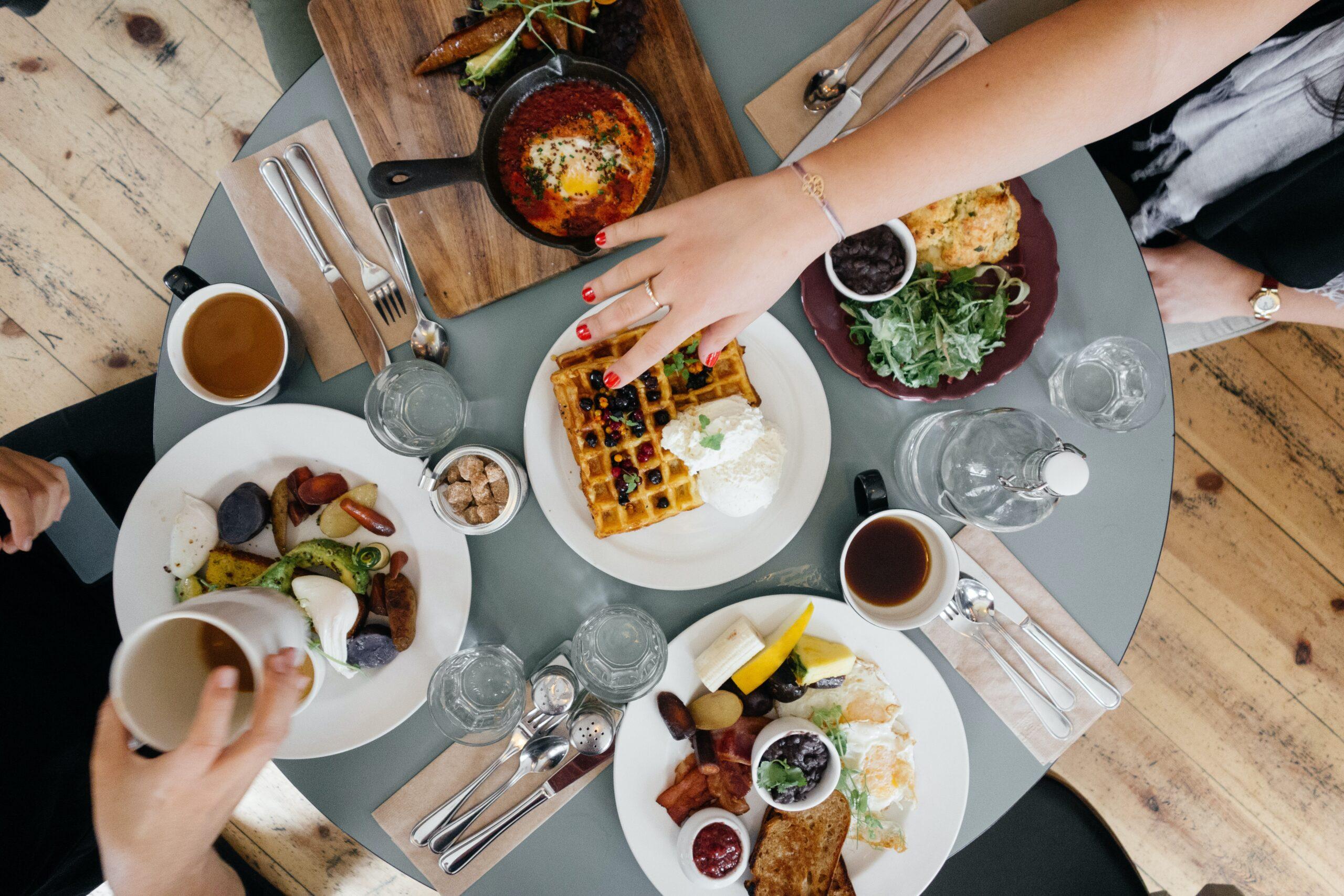 Il buongiorno si vede dal mattino: la prima colazione